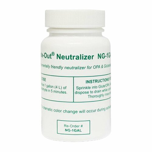 Glute-Out OPA / Glutaraldehyde Neutralizer Civco Medical Instruments 610-1045