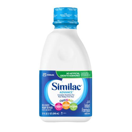 Similac Advance 20 Infant Formula Abbott Nutrition 53363