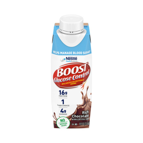 Boost Glucose Control Oral Supplement Nestle Healthcare Nutrition 43900116426