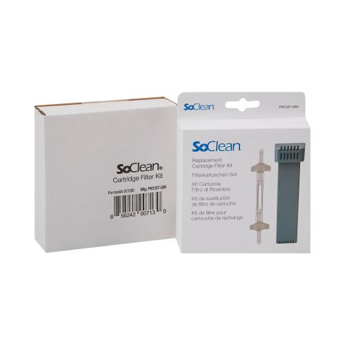 SoClean 2 Cartridge Filter Kit SoClean Inc PN1207UNI