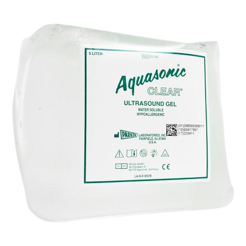 Aquasonic Clear Ultrasound Gel Parker Labs 03-50