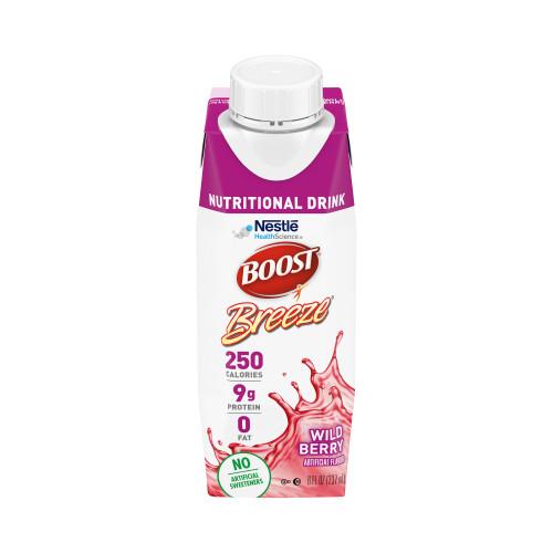 Boost Breeze Oral Supplement Nestle Healthcare Nutrition 43900128016