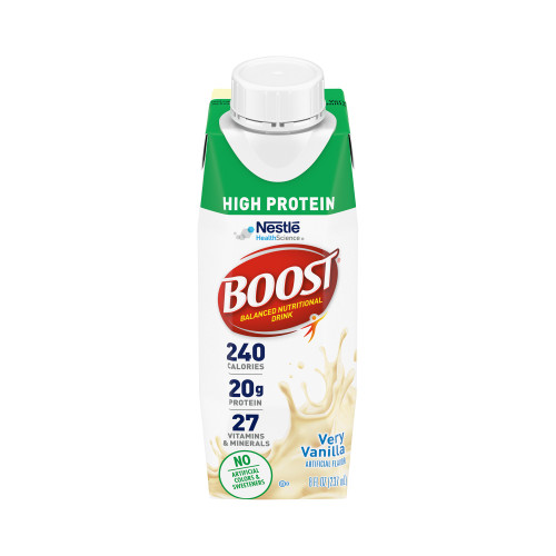 Boost High Protein Oral Supplement Nestle Healthcare Nutrition 00043900645834