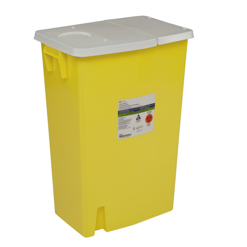 SharpSafety Chemotherapy Waste Container Cardinal 8989