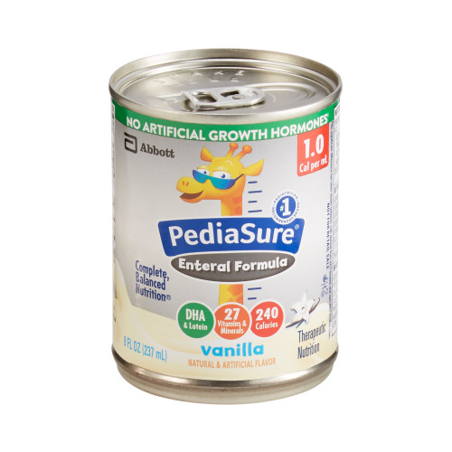 PediaSure Standard Tube Feeding Formula Abbott Nutrition 67401