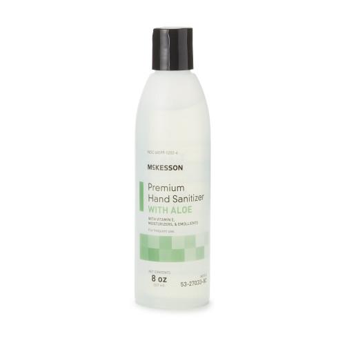 McKesson Premium Hand Sanitizer with Aloe McKesson Brand 53-27033-8C