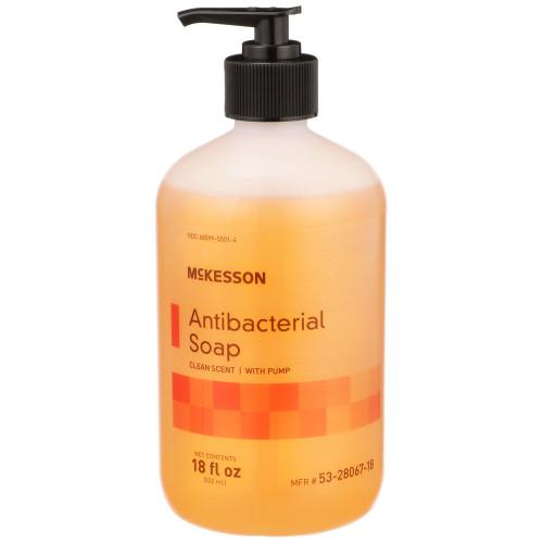 McKesson Antibacterial Soap McKesson Brand 53-28061-GL