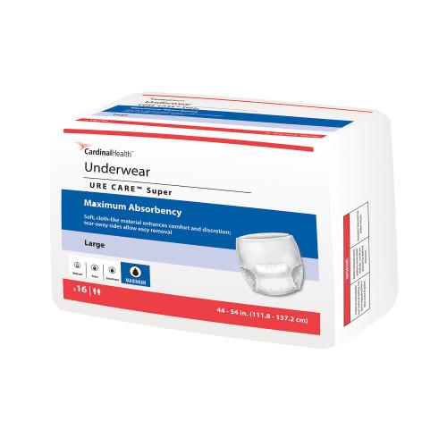 Sure Care Absorbent Underwear Cardinal -1205