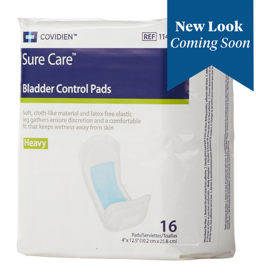 Sure Care Bladder Control Pad Cardinal 1140A