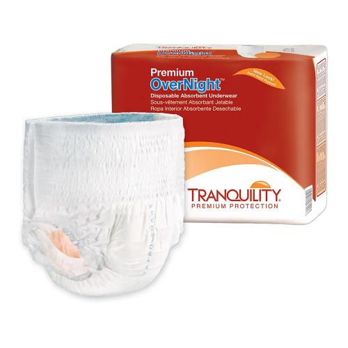 Tranquility Premium OverNight Absorbent Underwear Principle Business Enterprises 2113