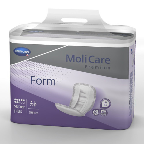 MoliCare Premium Form Super Plus Bladder Control Pad Hartmann 168919
