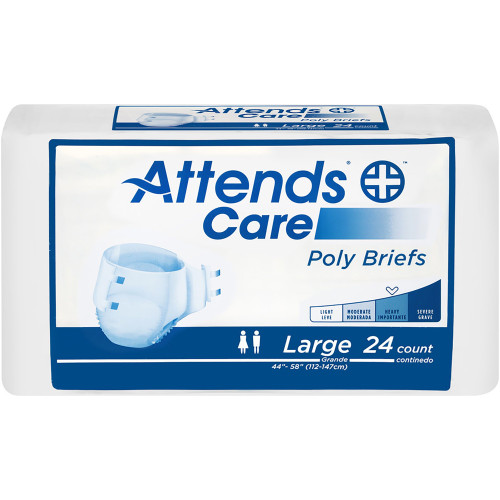 Attends Care Incontinence Brief Attends Healthcare Products BRHC