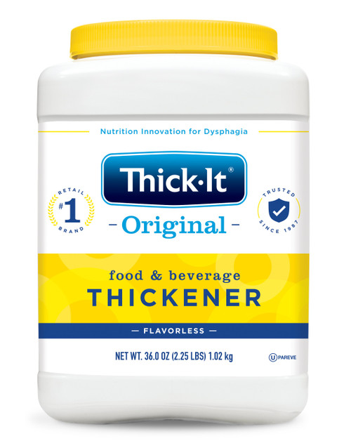 Thick-It Original Food and Beverage Thickener Kent Precision Foods