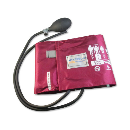 McKesson LUMEON Blood Pressure Cuff and Bulb McKesson Brand