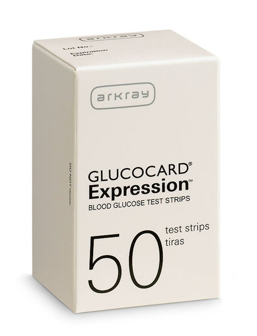 Glucocard Blood Glucose Test Strips Arkray USA
