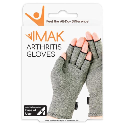 IMAK Compression Arthritis Glove Brownmed A20170