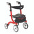 drive Nitro Rollator 300 lbs. Aluminum 33.5 to 38.25 Inch Handle Height