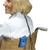 Econo Chair Alarm System Blue