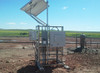 Ameresco 1X-SPM, Solar Panel Pole/Tower Mount