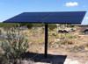 Ameresco 4X-TPM, Solar Panel Top of Pole Mount