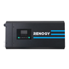 Renogy 3000W 12V Pure Sine Wave Inverter Charger w/ LCD Display