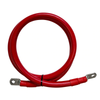 Renogy Battery Inverter Cables 5ft 4/0 AWG for 3/8 in Lugs