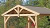 Yardistry Carolina Pavilion with Cedar Wood & Aluminum Roof (11 ft . x 13 ft.)