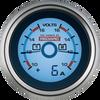 REDARC G52-VVA Dual Voltage 52mm Gauge with Optional Current Display
