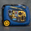 Firman WH03041 3650 Watt Recoil Start Dual Fuel Inverter Generator