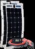Go Power! 200 watt Flexible Solar Kit
