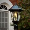 Gama Sonic Windsor Bulb Solar Lamp GS-99B-FPW