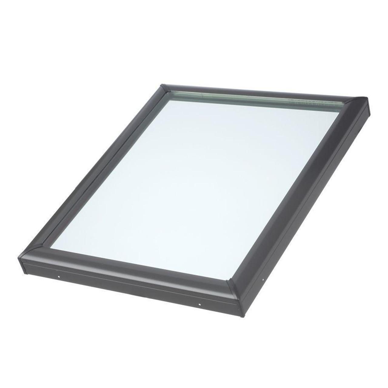 Velux 46 1 2 In X 46 1 2 In Fixed Skylight Fcm 4646