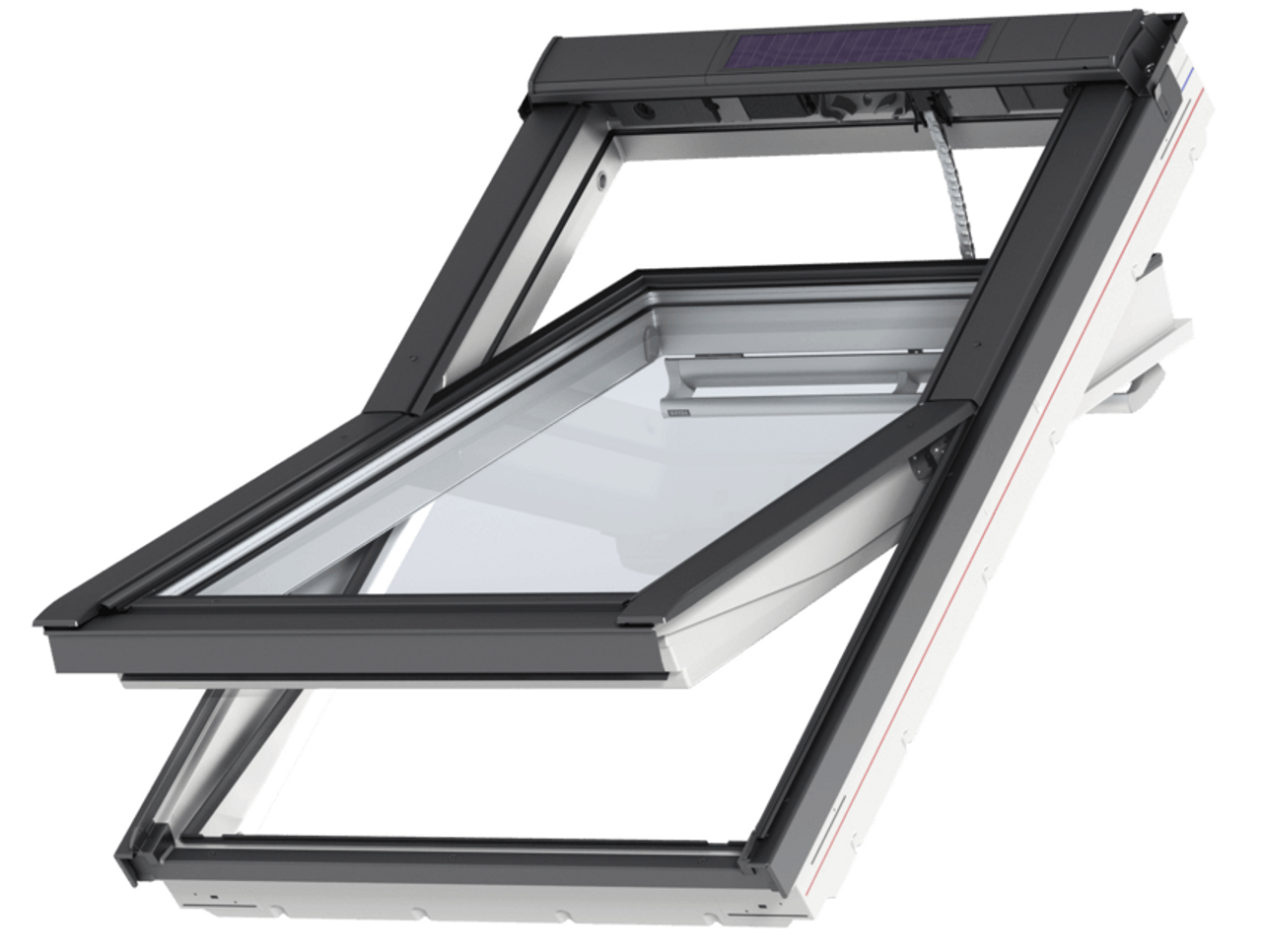 VELUX 21-5/8 x 30-5/8 Center-Pivot Window - GGU-CK02