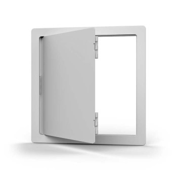 Acudor 8x8 PA-3000 Plastic Access Door, Flush for All Surfaces