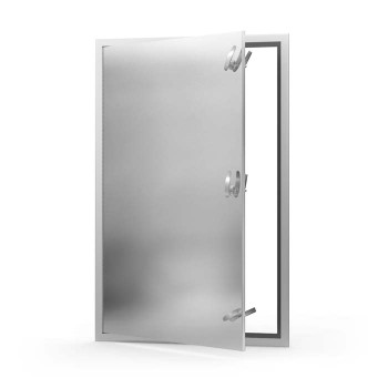Acudor 30x72 WD-8000 Galvanized Steel Walk Through Access Door