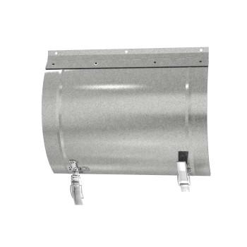 Acudor 9x8 RD-5090 Galvanized Steel Access Door for Round Duct