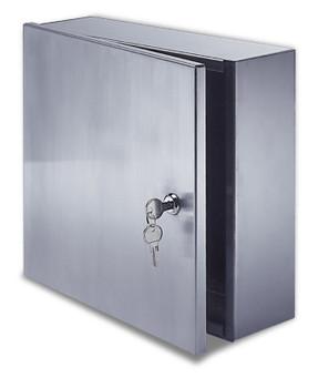 Acudor 12x12x4 ASVB Steel Valve Box