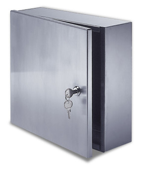 Acudor 12x12x8 ASVB Steel Valve Box