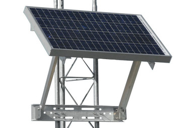 Ameresco 1X-SPM, Solar Panel Pole/Tower Mount
