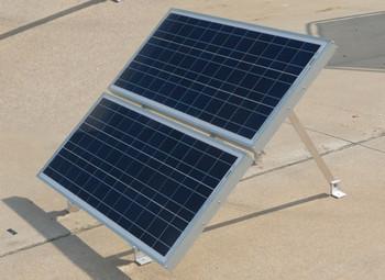Ameresco 2X-GM, Solar Panel Ground Mount