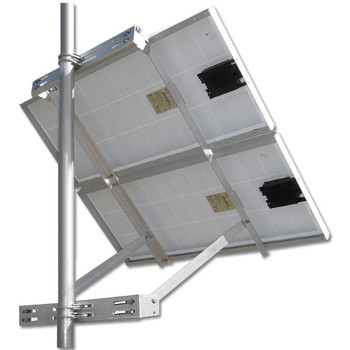 Ameresco 2X-SPM, Solar Panel Pole/Tower Mount