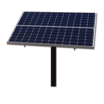 Ameresco 2X-TPM, Solar Panel Top of Pole Mount