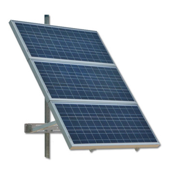 Ameresco 3X-SPM, Solar Panel Pole/Tower Mount
