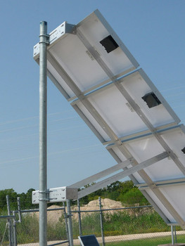 Ameresco 4X-SPM, Solar Panel Pole/Tower Mount