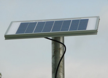 Ameresco VPMSA, Solar Panel Pole Mount