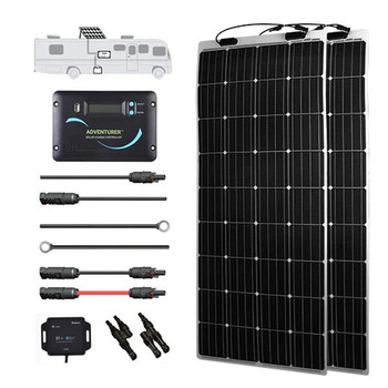Renogy 320 WATT 12 VOLT SOLAR RV KIT