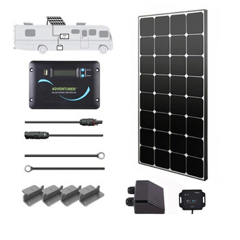 Renogy 100 WATT 12 VOLT SOLAR RV KIT