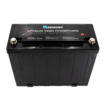 Renogy Lithium-Iron Phosphate Battery 12 Volt 170AH