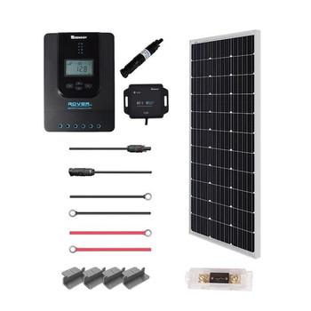 Renogy New 100 Watt 12 Volt Solar Premium Kit
