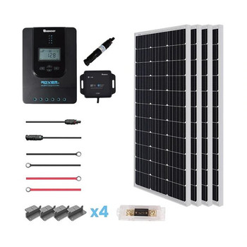 Renogy New 400 Watt 12 Volt Solar Premium Kit